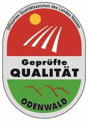 Label-Info: Geprüfte Qualität – ODENWALD