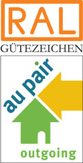 Label-Info: RAL Gütezeichen Au-pair Outgoing