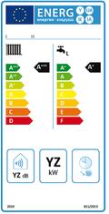 Label-Info: EU-Energielabel Kombiheizgeräte