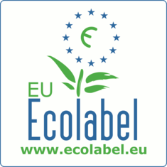 Label-Info: Europäisches Umweltzeichen Waschmittel für den industriellen und institutionellen Bereich