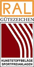 Label-Info: RAL Gütezeichen Kunststoffbeläge in Sportfreianlagen