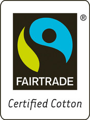 Label-Info: Fairtrade-Siegel Baumwolle