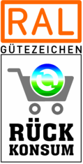 Label-Info: RAL Gütezeichen Rückkonsum