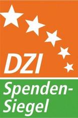 Label-Info: DZI Spenden-Siegel