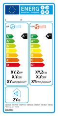 Label-Info: EU-Energielabel Klimageräte