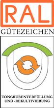 Label-Info: RAL Gütezeichen Tongrubenverfüllung und -rekultivierung