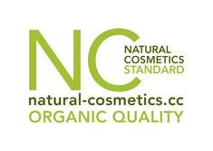 Label-Info: NCS (Natural Cosmetics Standard) Organic Quality