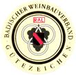 Label-Info: RAL Gütezeichen badische Qualitätsweine