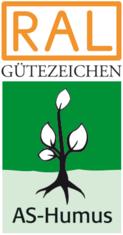 Label-Info: RAL Gütezeichen AS-Humus