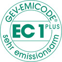 EMICODE-EC 1 PLUS - sehr emissionsarm