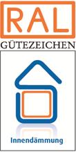 Label-Info: RAL Gütezeichen Innendämmung