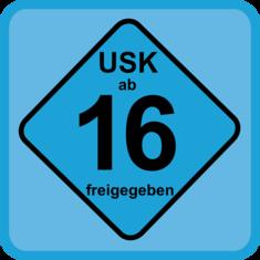 Label-Info: USK 16 Freigegeben ab 16 Jahren