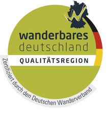 Label-Info: Wanderbares Deutschland Qualitätsregion
