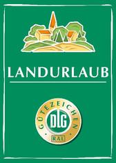 Label-Info: RAL Gütezeichen Landurlaub