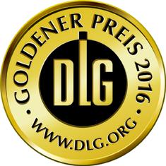 Label-Info: DLG-prämiert Gold