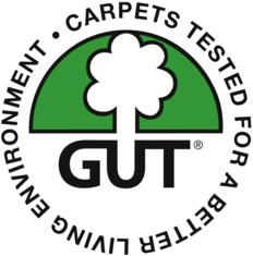 Label-Info: GUT Gemeinschaft umweltfreundlicher Teppichboden