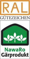 Label-Info: RAL Gütezeichen NawaRo-Gärprodukte