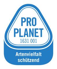 Label-Info: PRO PLANET Äpfel und Birnen Artenvielfalt schützend