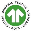 """GOTS-(Global Organic Textile Standard)-""""kbA/kbT in Umstellung"""""""