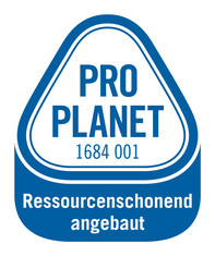 Label-Info: PRO PLANET Ananas Ressourcenschonend angebaut