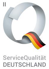 Label-Info: ServiceQualität Deutschland Stufe II