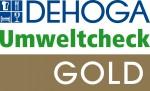 Label-Info: DEHOGA Umweltcheck Gold für Hotellerie und Gastronomie