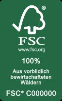 Label-Info: FSC 100%