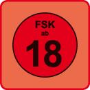 """Label-Info: FSK 18 """"FSK ab 18 / Keine Jugendfreigabe"""""""