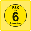 "Label-Info: FSK 6 ""FSK ab 6 freigegeben"""