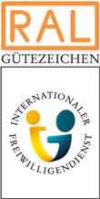 Label-Info: RAL Gütezeichen Internationaler Freiwilligendienst