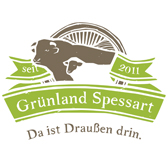 Label-Info: Grünland Spessart - Da ist Draußen drin