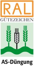 Label-Info: RAL Gütezeichen AS-Düngung