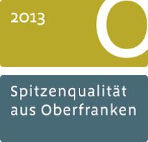 Label-Info: Geprüfte Spitzenqualität aus Oberfranken Landwirtschaft, Bereich Schweinefleisch