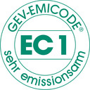 EMICODE-EC 1 - sehr emissionsarm