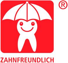 Label-Info: Zahnfreundlich Zahnmännchen