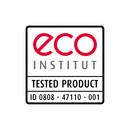eco-INSTITUT-Label-Möbel aus Holz, Kunststoff, Metall