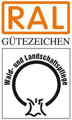 Label-Info: RAL Gütezeichen Wald- und Landschaftspflege
