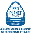 PRO PLANET-Laminat-ressourcenschonend hergestellt