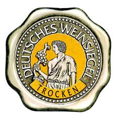 Label-Info: Deutsches Weinsiegel