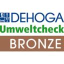DEHOGA Umweltcheck Bronze-für Hotellerie und Gastronomie