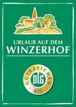 RAL Gütezeichen Urlaub auf dem Winzerhof