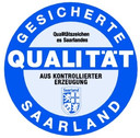 Qualitätszeichen Saarland-Gesicherte Qualität mit Herkunftsangabe