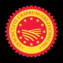 EU-Gütezeichen geschützte Ursprungsbezeichnung (g.U.)