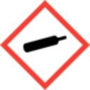 GHS-Kennzeichnung (Gefahrenkennzeichnung)-Gasflasche-GHS 04