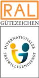 RAL Gütezeichen Internationaler Freiwilligendienst