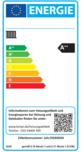 Nationales Effizienzlabel für Heizungsaltanlagen