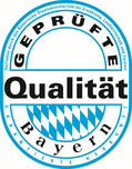 Geprüfte Qualität - Bayern