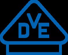 Label-Info: VDE-Zeichen