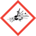GHS-Kennzeichnung (Gefahrenkennzeichnung)-Explodierende Bombe-GHS 01