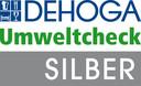 DEHOGA Umweltcheck Silber-für Hotellerie und Gastronomie